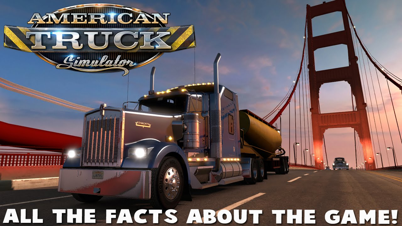 American Truck Simulator - EVERYTHING WE KNOW SO FAR