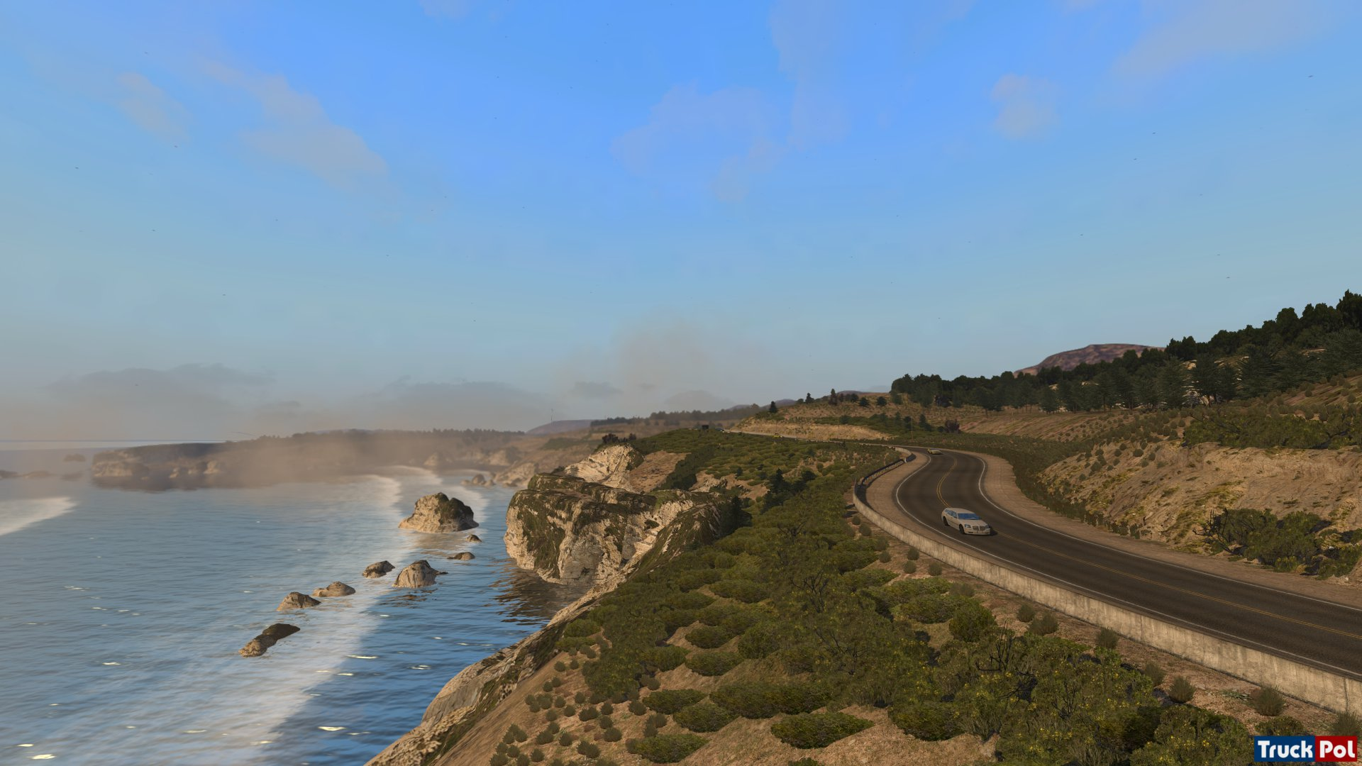Latest batch of American Truck Simulator screenshots