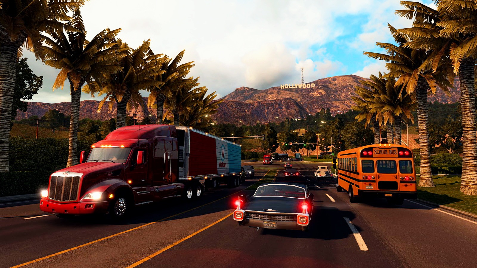 American Truck Simulator at PC Gaming Show