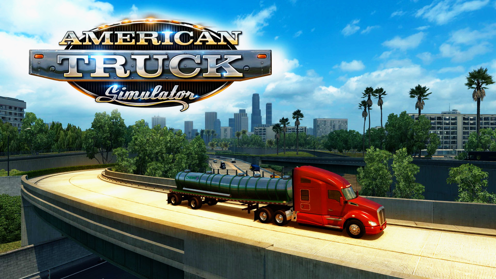 American Truck Simulator: Official Launch Trailer