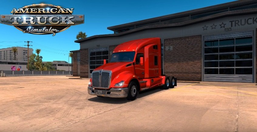 Paccar sound mod for Kenworth 680 & Pet 579
