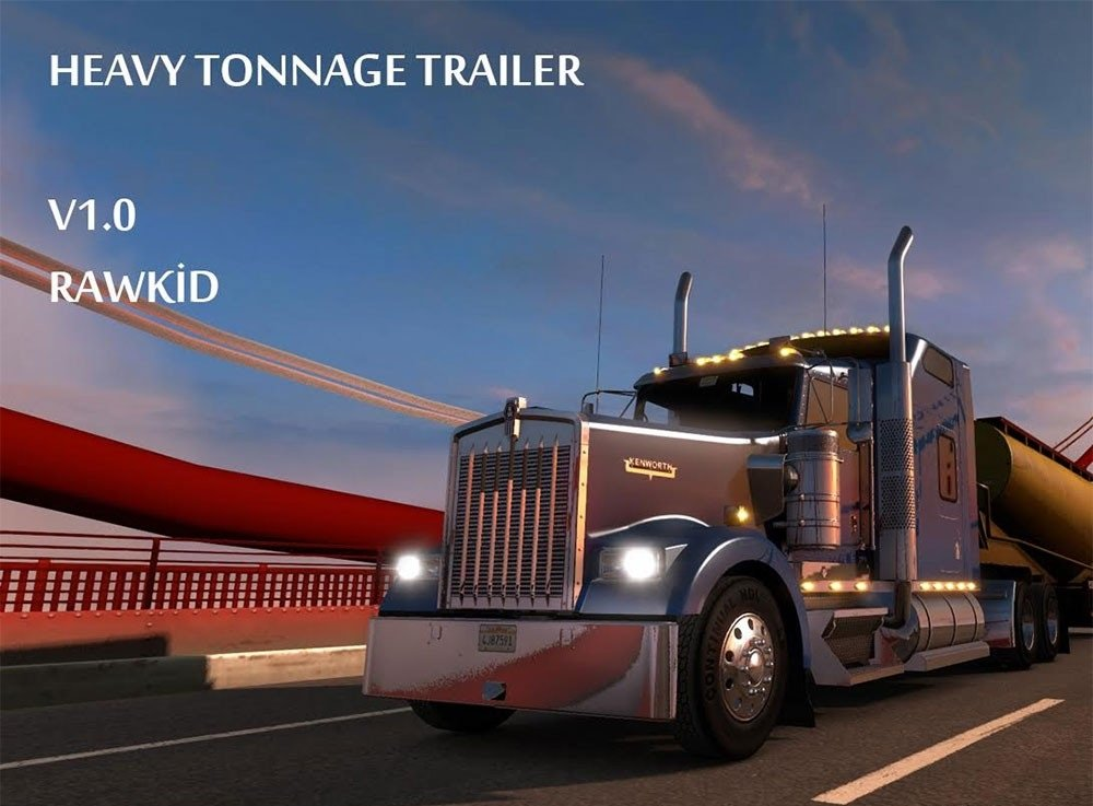 Heavy Trailers by rawkid