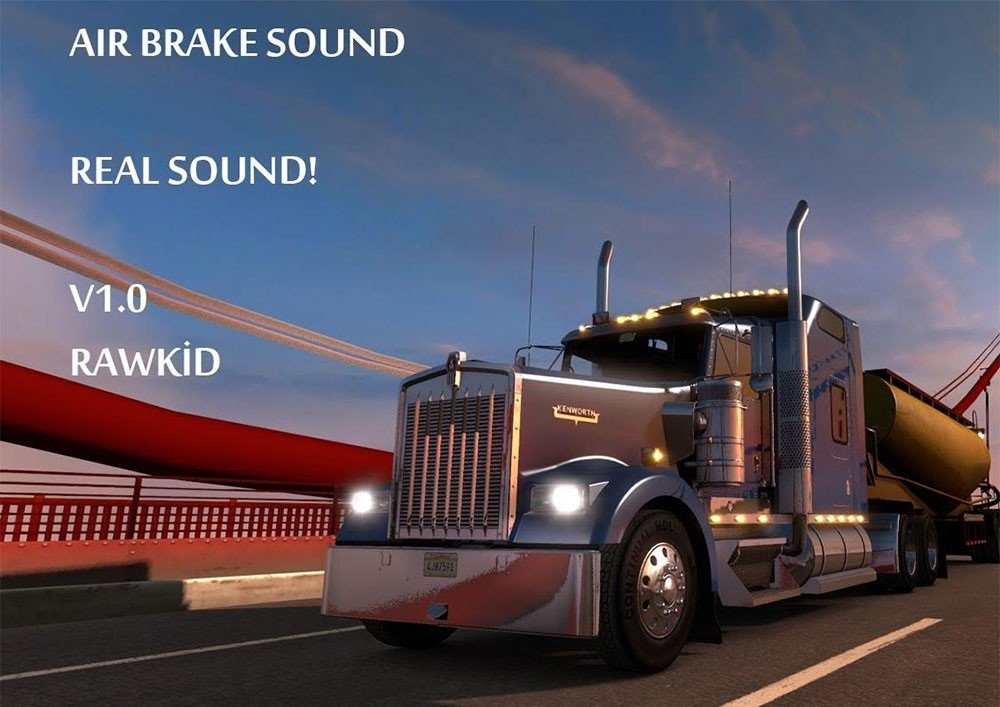 Air Brake Sound by rawkid