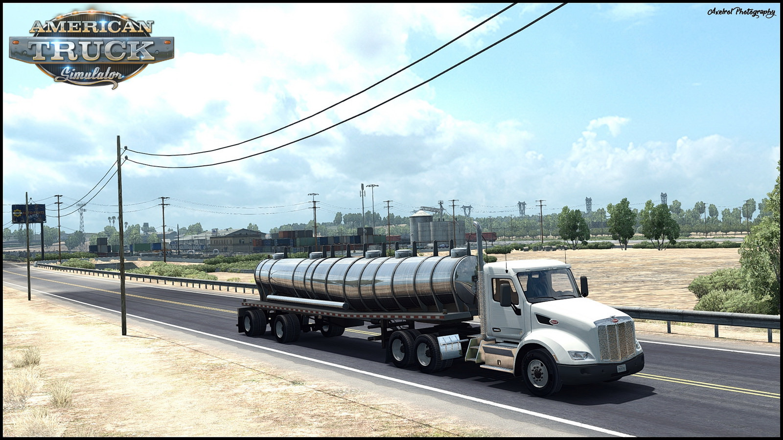 New climate for ATS + SweetFX v1.0 by axelrol