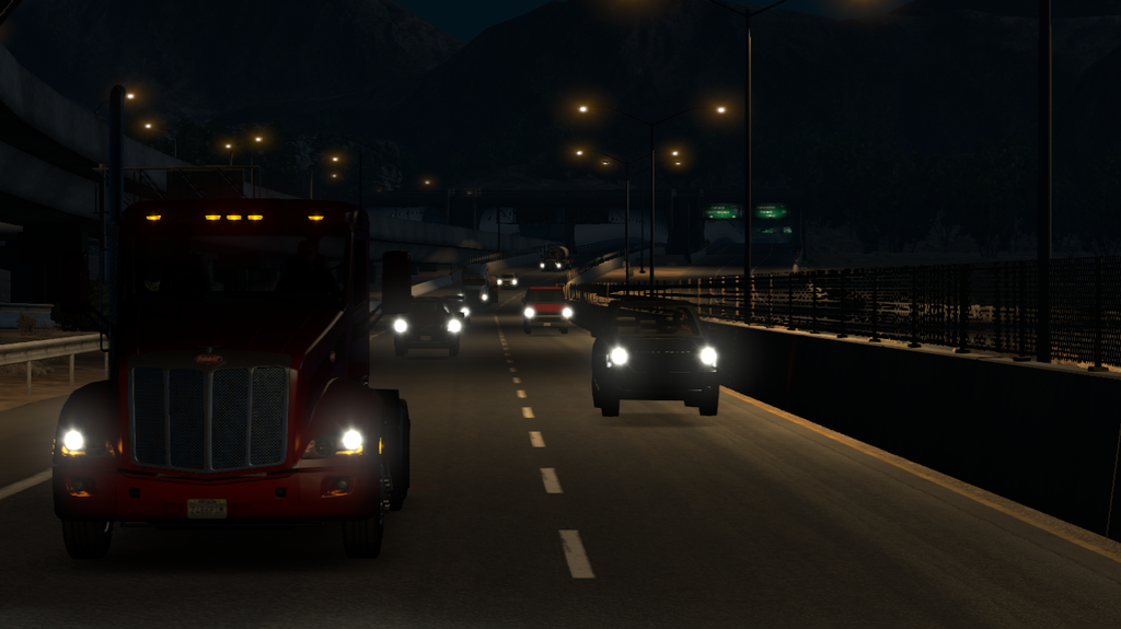 NEW FLARE PACK for ATS
