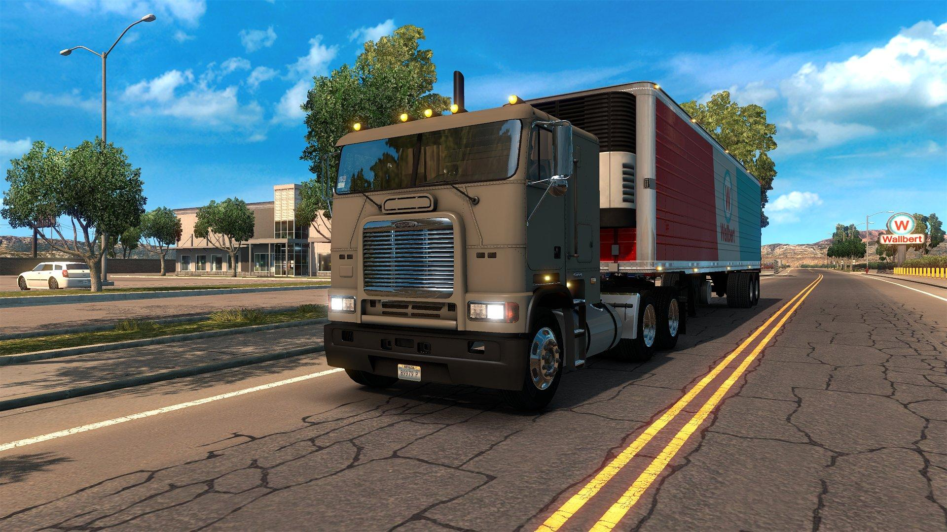 how to run 2 monitors on american truck simulator