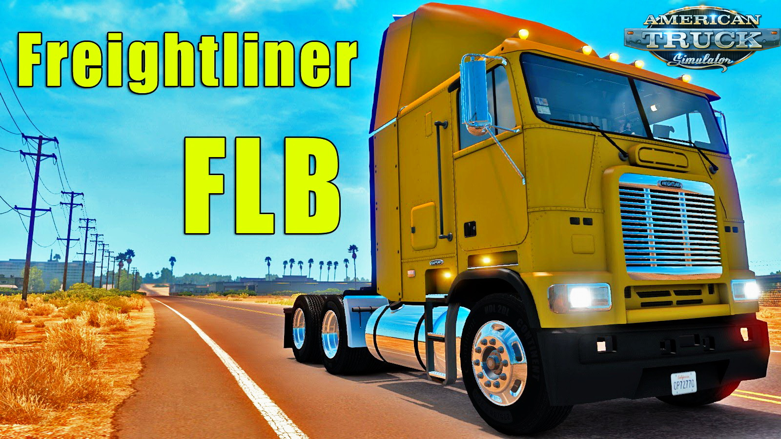 Freightliner FLB + Interior v1.0 (Updated to v1.0.0)