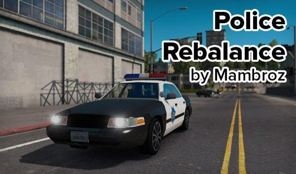 Police Rebalance by Mambroz