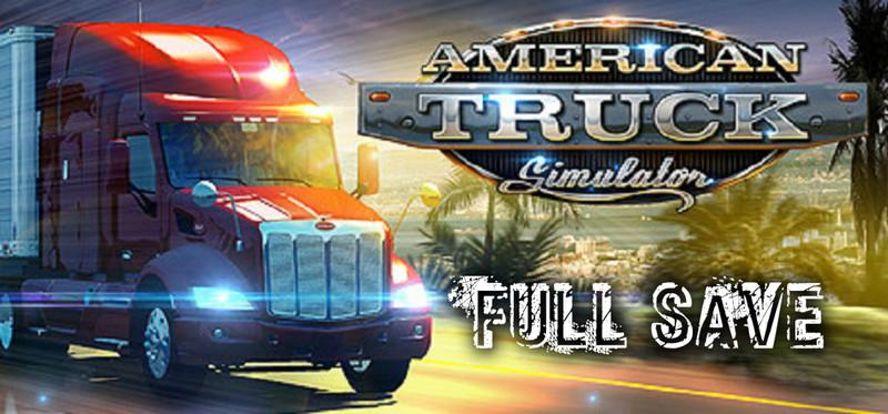 ATS Full Save v3.0