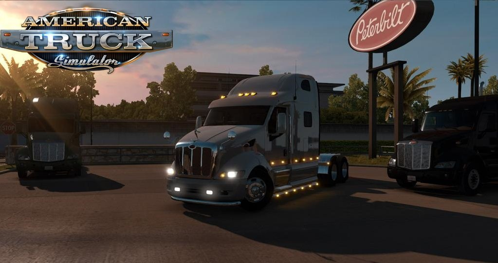 Peterbilt 387 by Gosha Motor