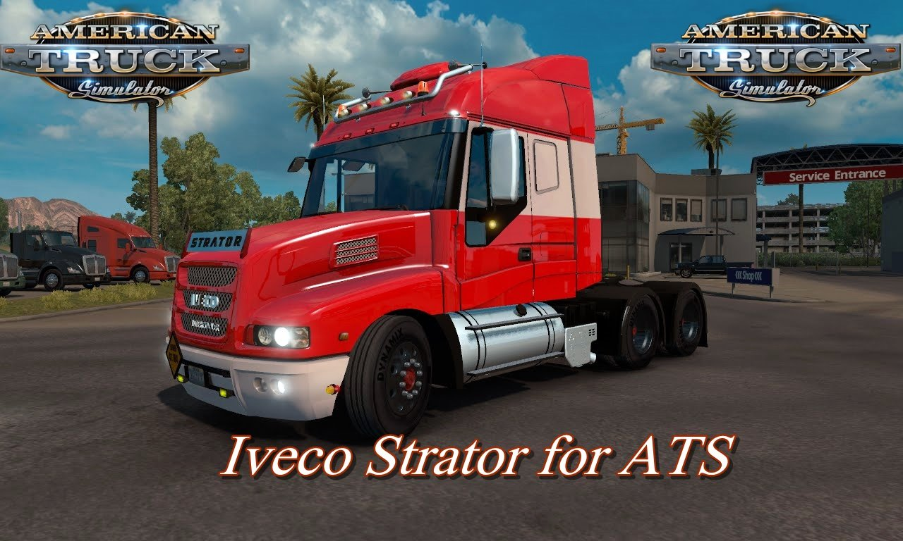 Iveco Strator for ATS