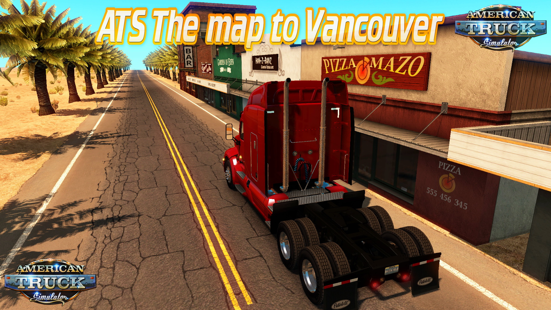 ATS The map to Vancouver v0.1 (Alpha)
