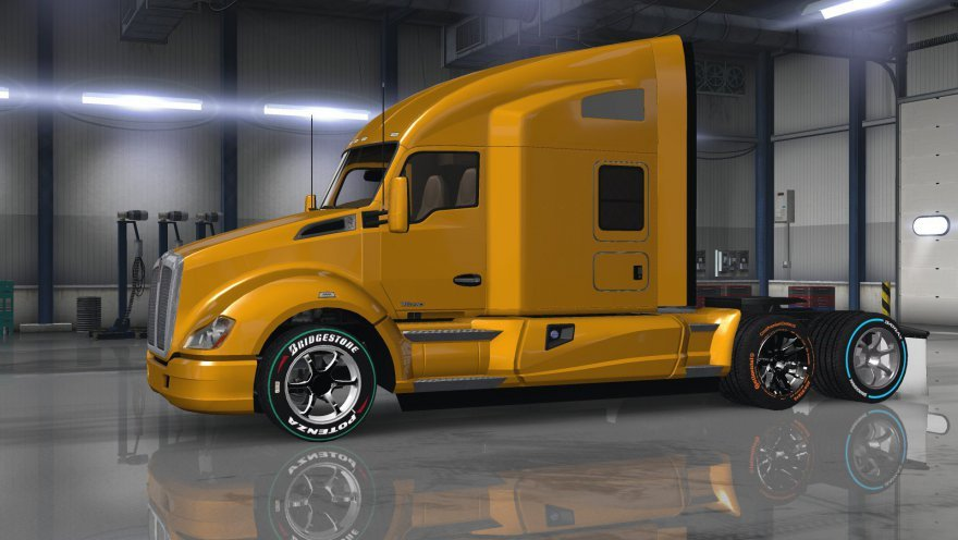 Wheels and Rims Pack for ATS
