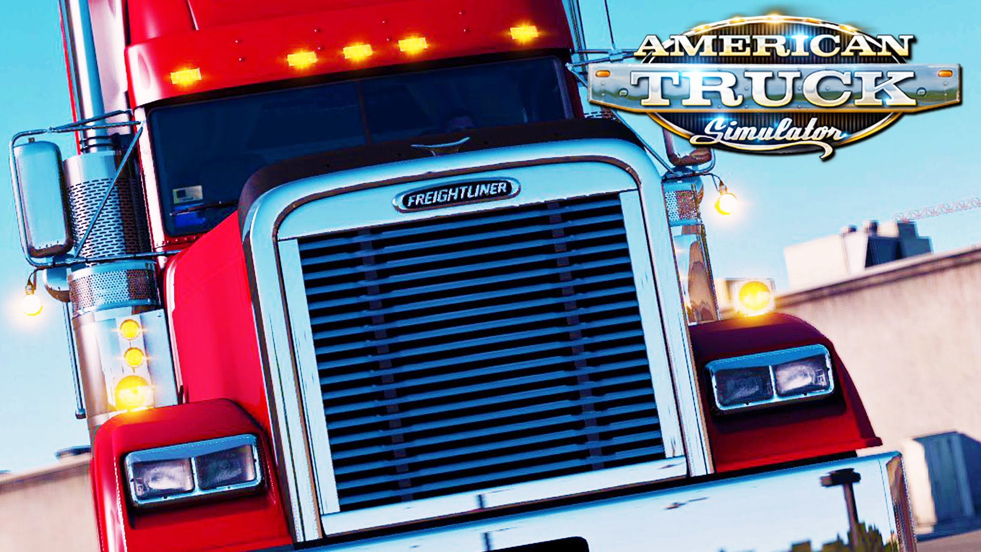 American Truck Simulator - Wallbert Run Video