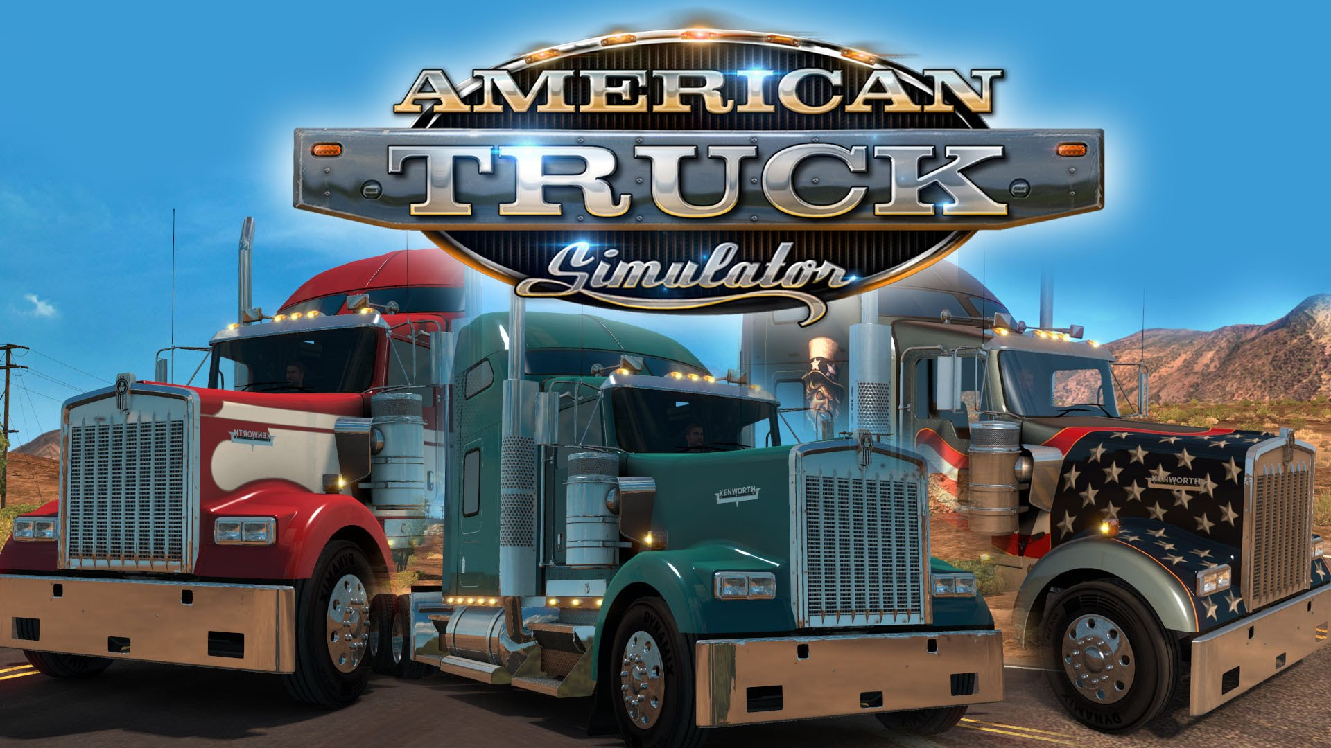 American Truck Simulator - Introducing W900 (Video)