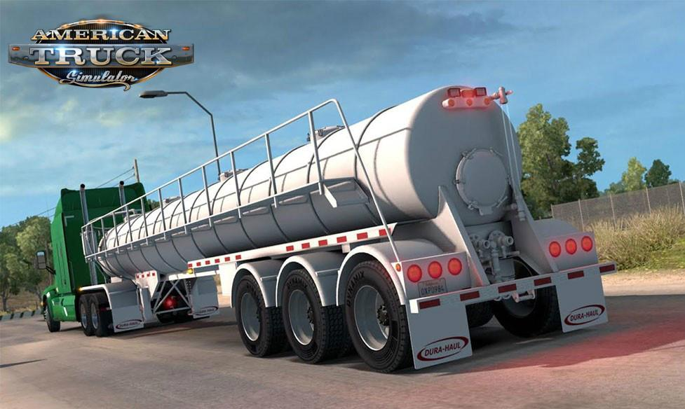 Water Trailer v2.0 for ATS