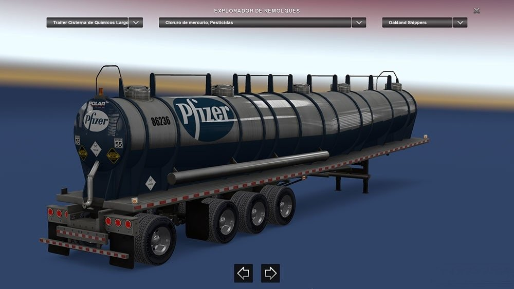 ATS Cisterns Skin Pack v 1.0