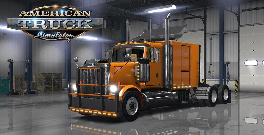 International Eagle 9300i v 1.0