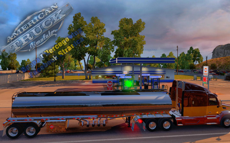 USA Fuel Tanker Trailer v1.0 by GamerHacker » ATS mods ...