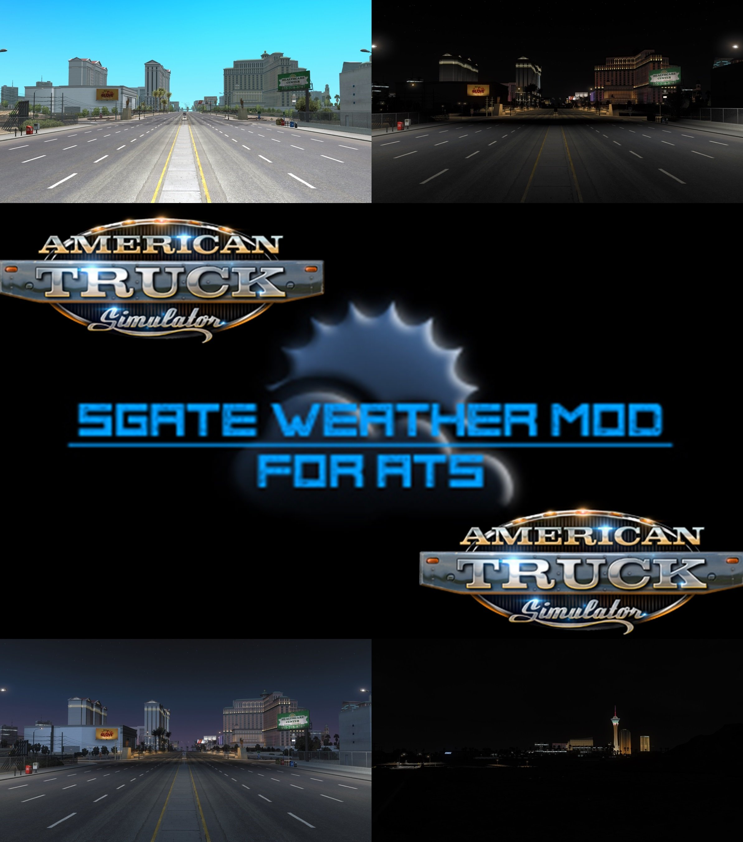 SGate Weather Mod v 1.0