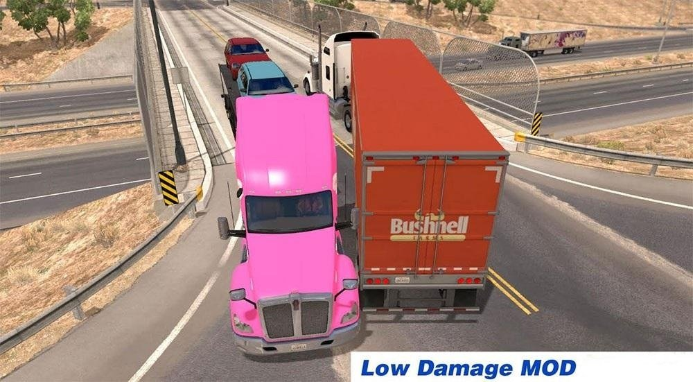 ATS Low Damage Mod