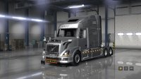 Volvo VNL for ATS