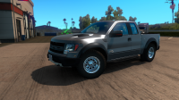 Ford F150 Raptor SVT + Interior (Urban Version) for ATS