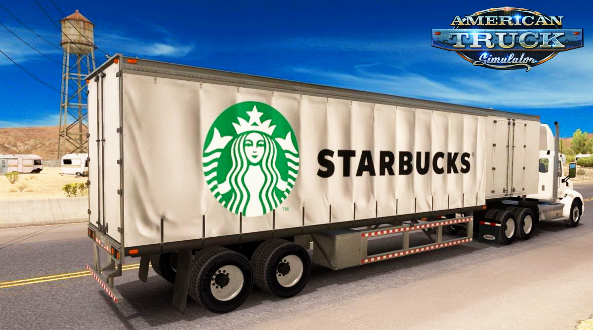 Starbucks Curtain standalone trailer v1.0