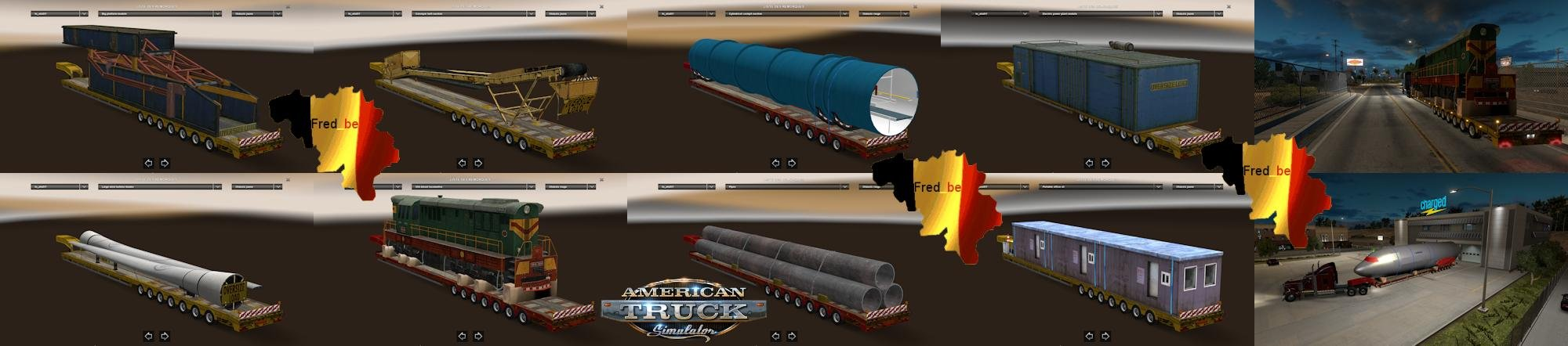 Trailer Pack Overweight v1.0