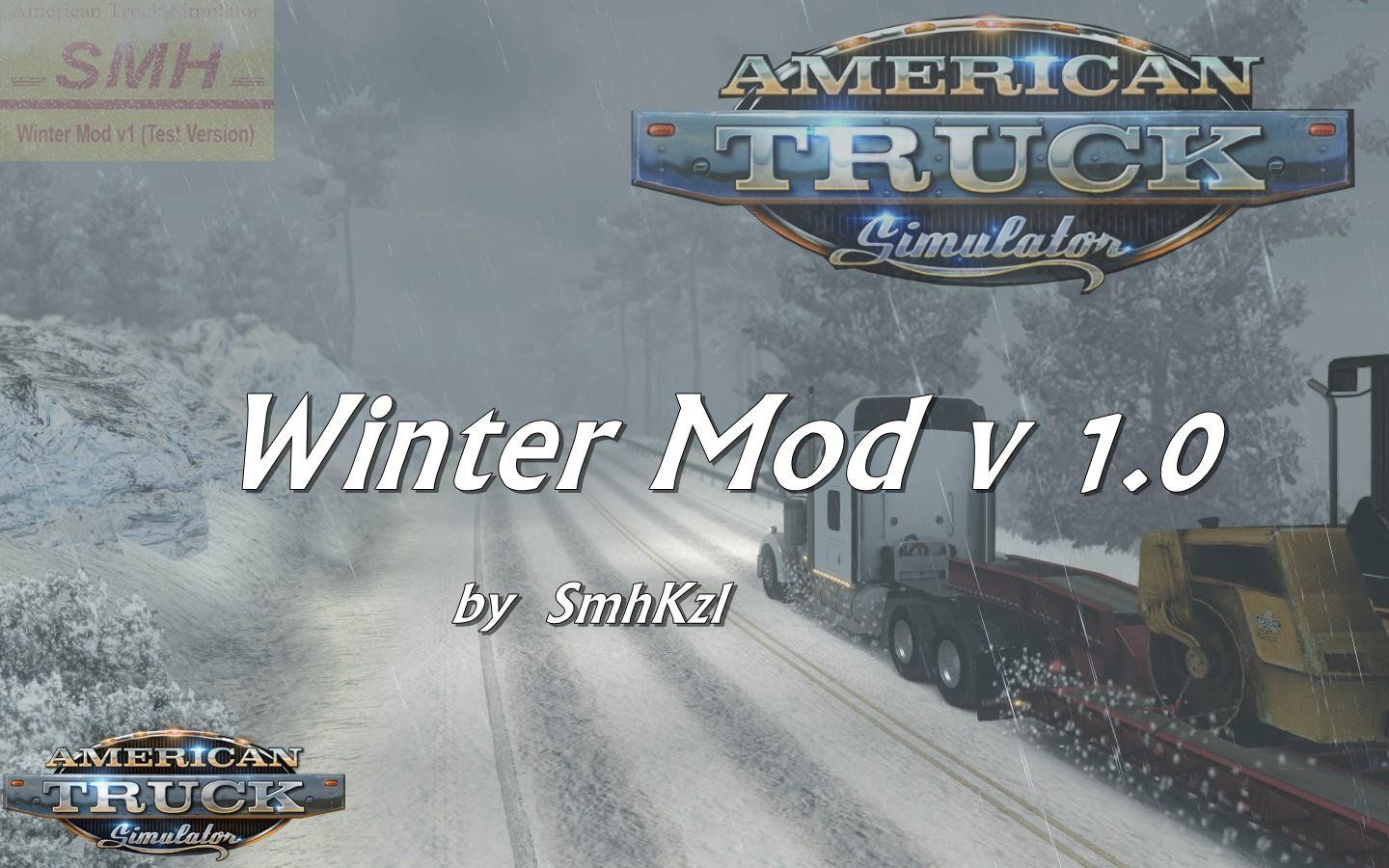 Winter Mod v1.0 by SmhKzl