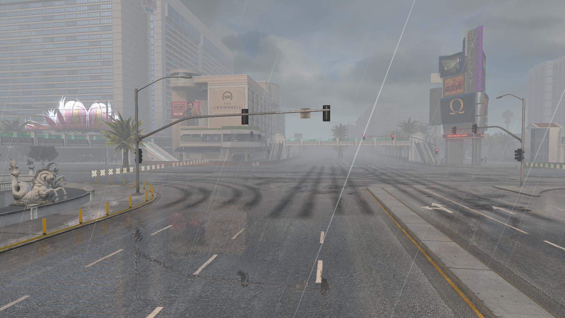 Realistic 3D Rain Mod v1.0 by SmhKzl