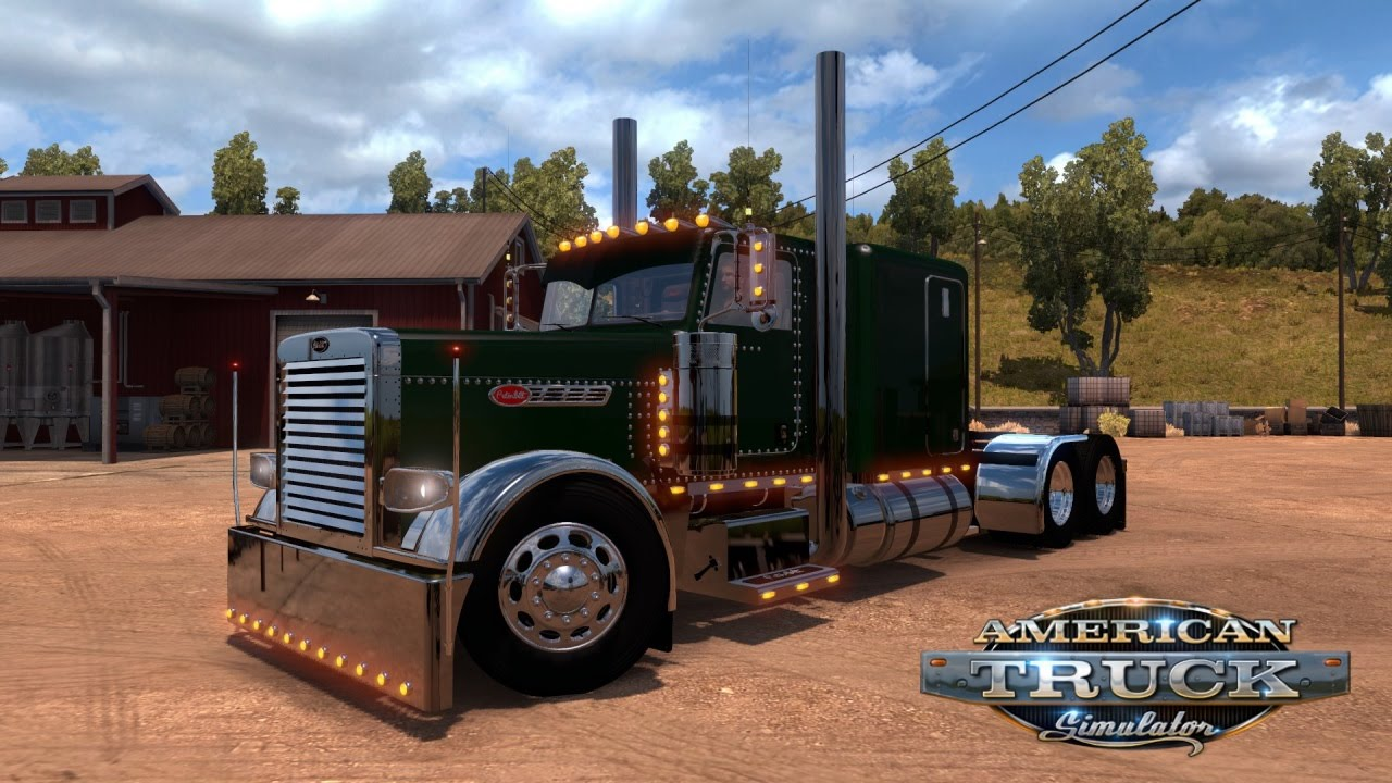 american truck simulator mods ats mods. Black Bedroom Furniture Sets. Home Design Ideas