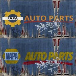 ATS Real Logos project