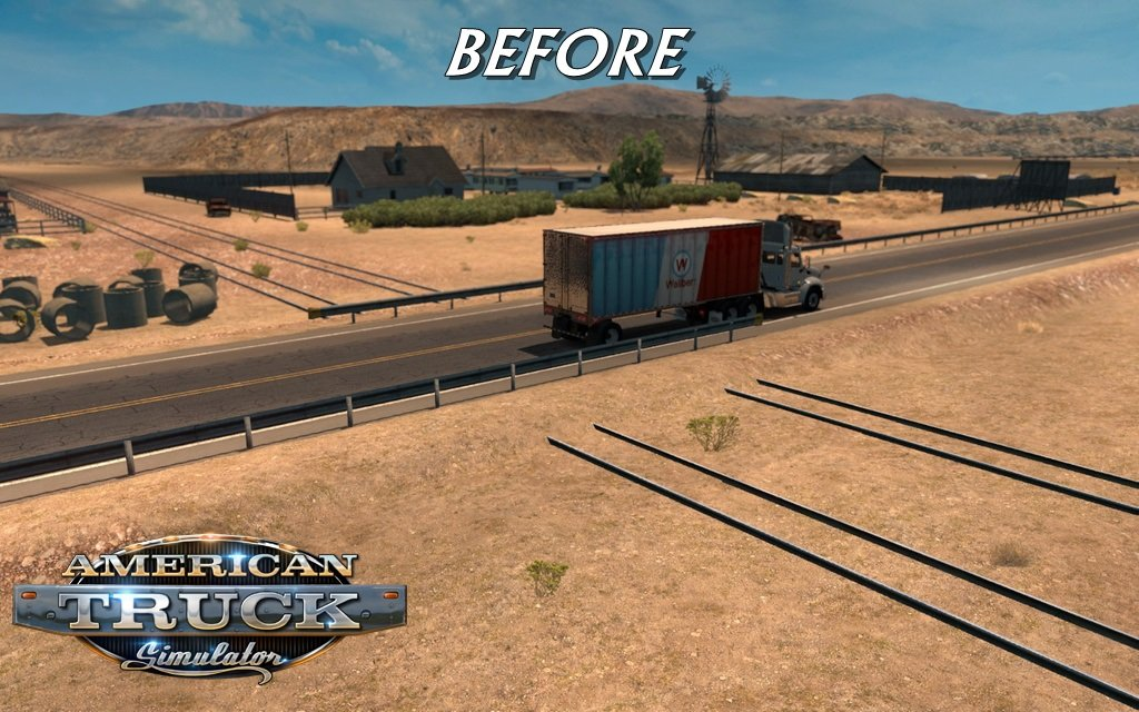 ATS Route 93 RR Crossings