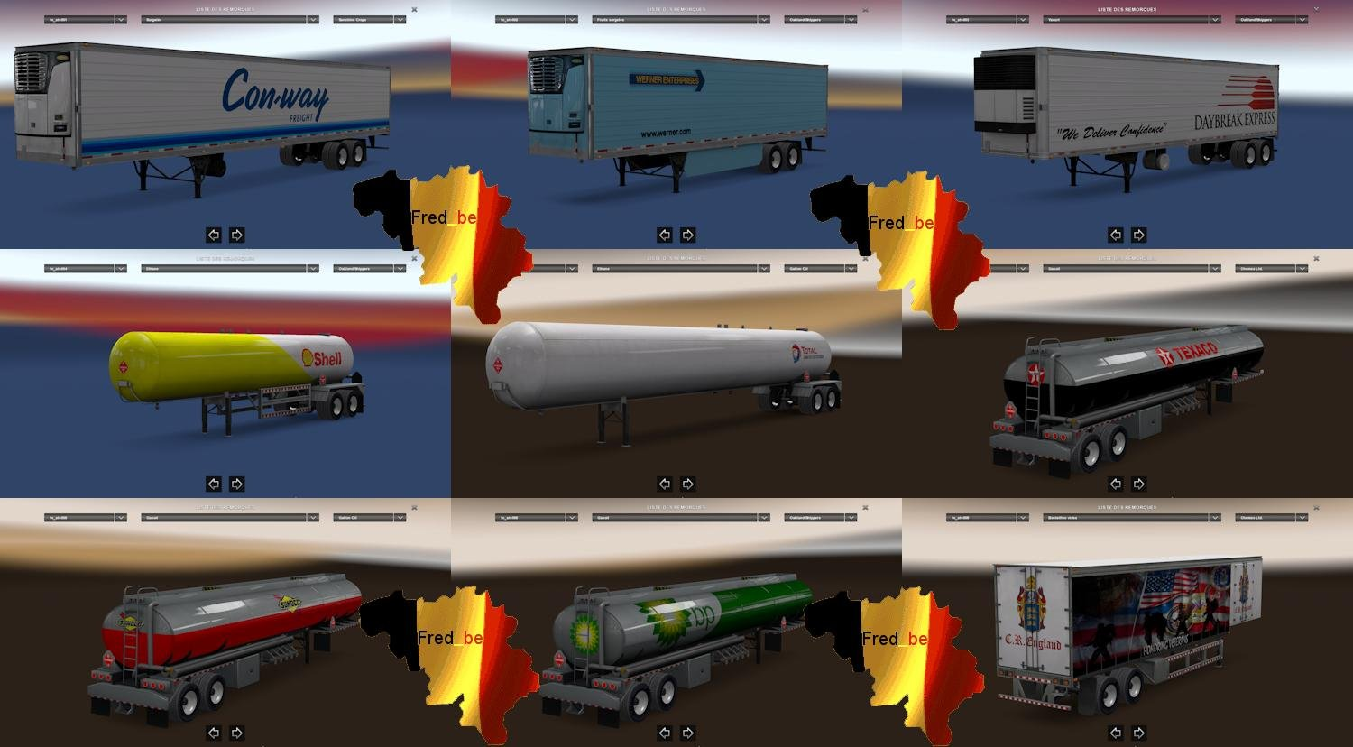 Trailers Pack v 1.2 Standalone (Update)