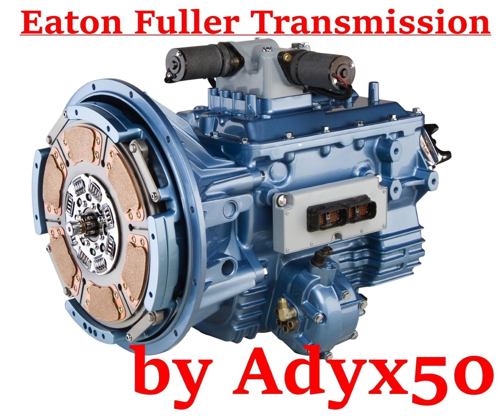 ATS Real Transmission Pack v1.0 by Adyx50