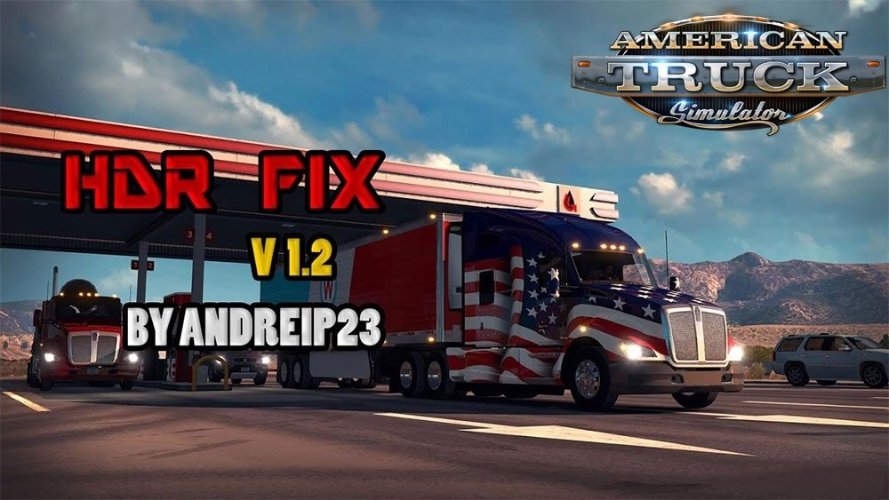 HDR Fix Mod By AndreiP23 [v1.2]