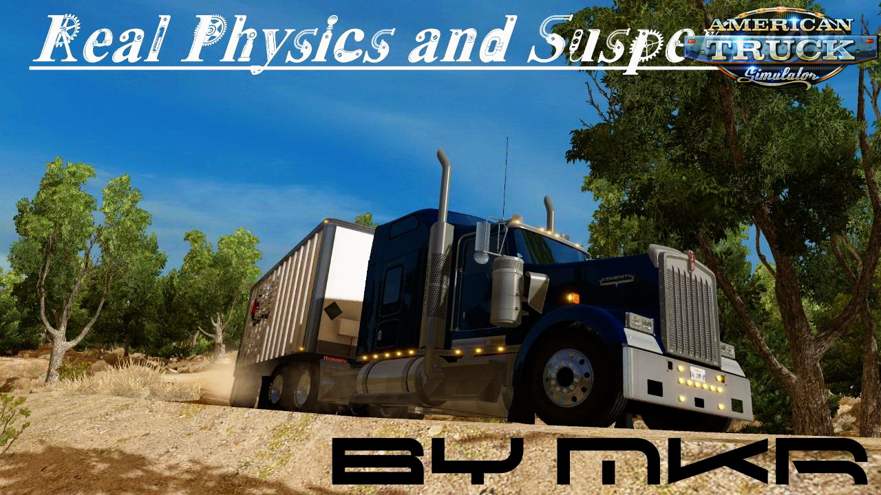 Real Physics and Suspension Behaviour v2.0 by MKR