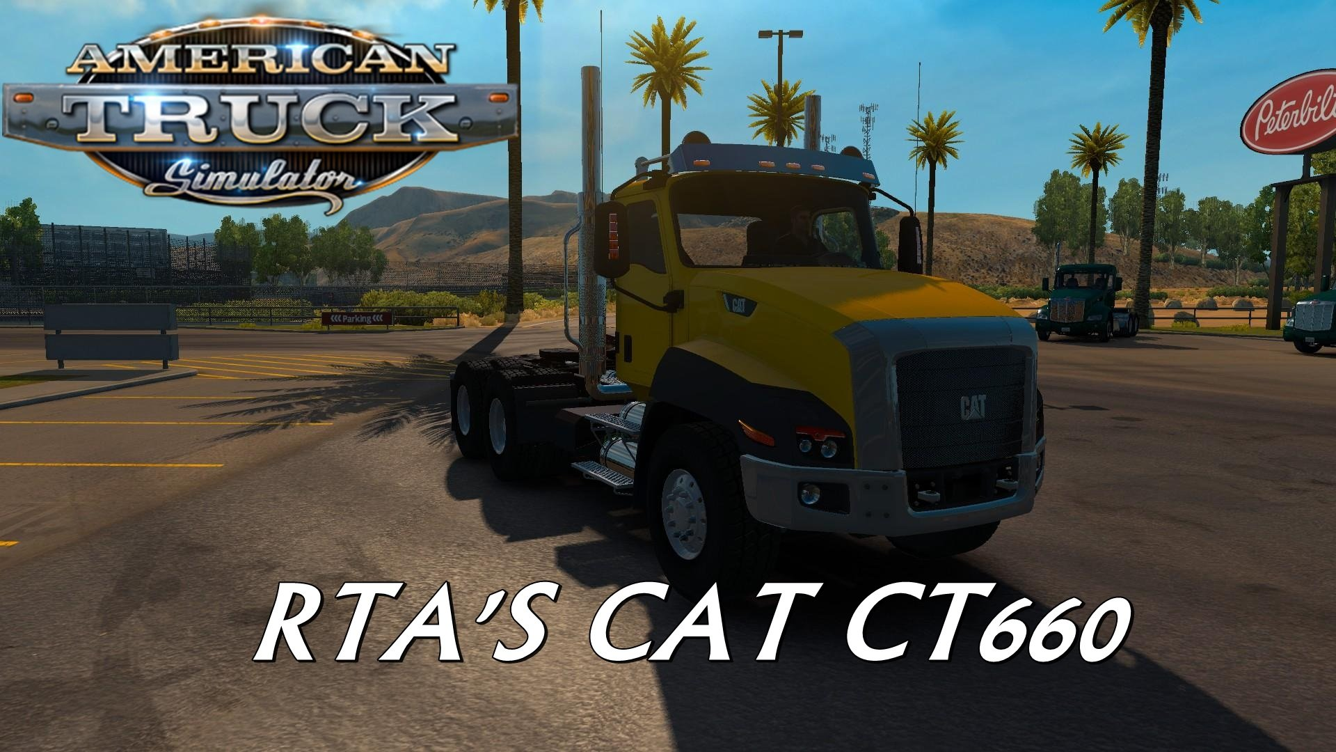 CAT CT660 v1.0 for ATS [1.2.x]