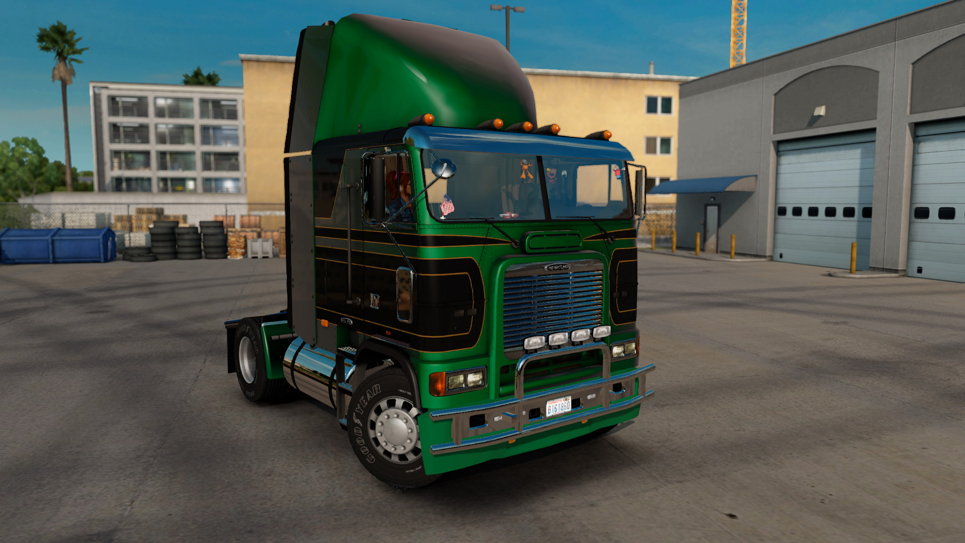 Freightliner FLB + Interior v2.5 Edited by Solaris36 (Upgraded) (v1.4.x)