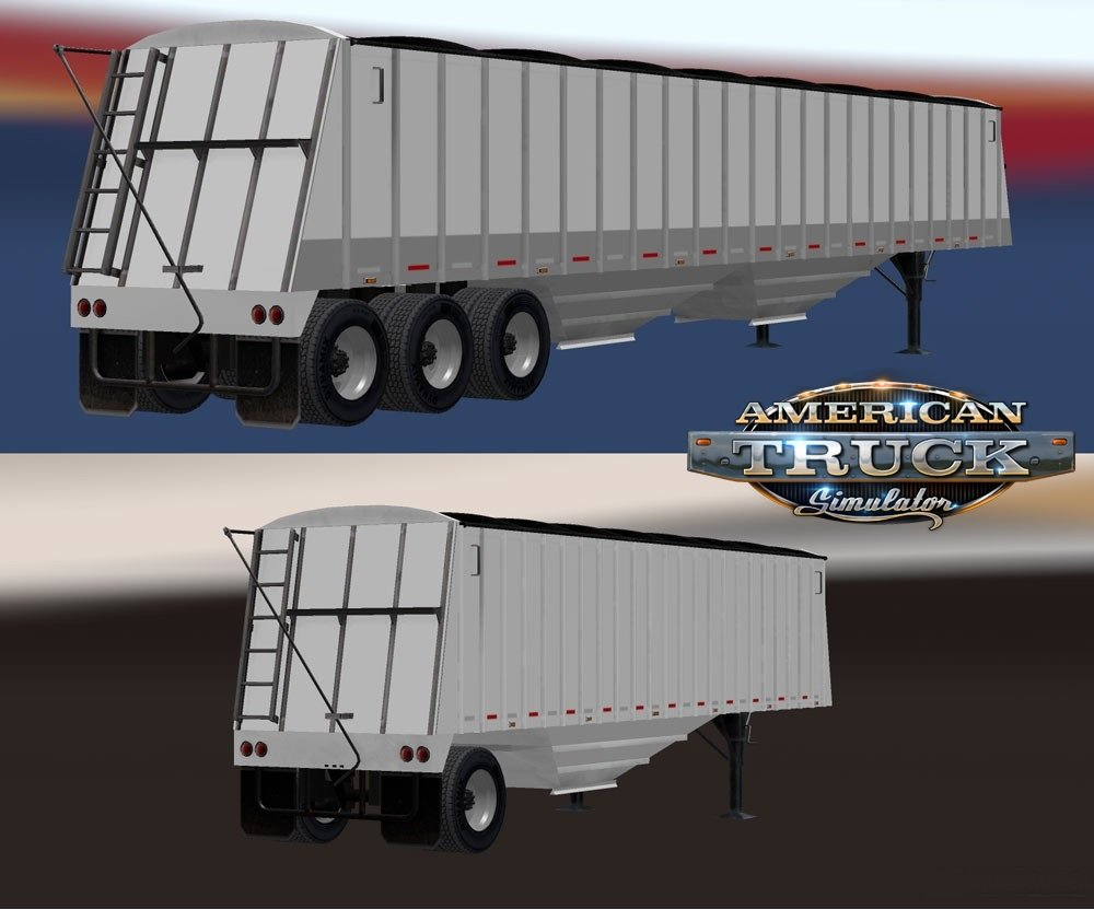 ATS Hopper Trailers Pack