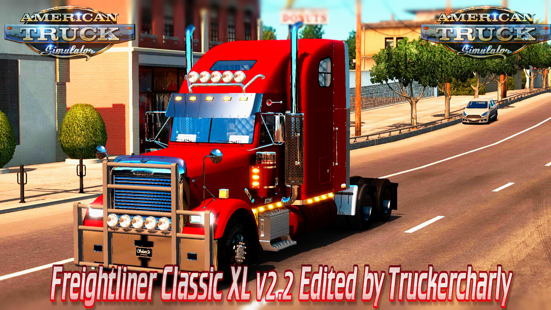 Freightliner Classic XL v2.2 Edited by Truckercharly