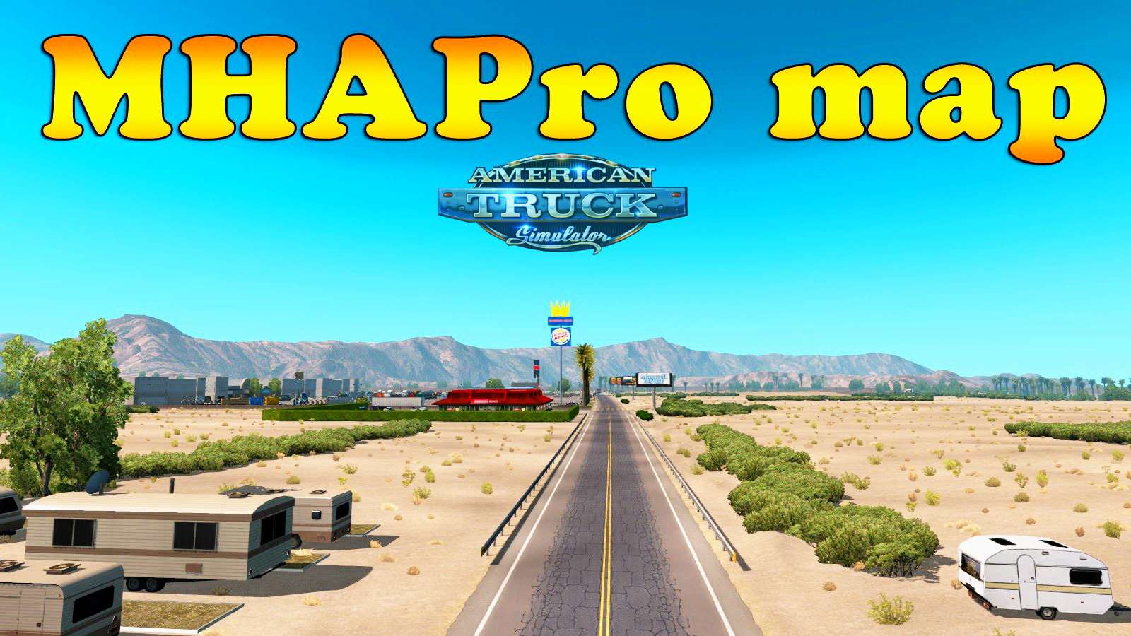 MHAPro Map ATS v1.33.x