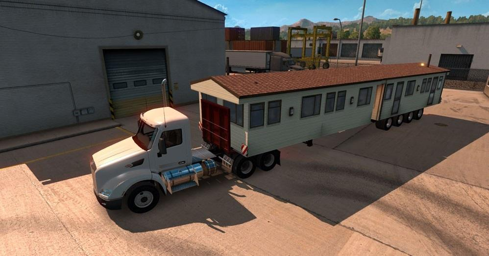 Oversize USA Load Trailers Pack v2.0 by Solaris36