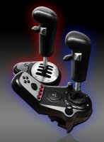 The Power of Community #5 Custom Truck Simulator Shifter Hardware!