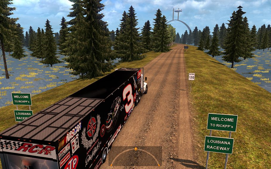 Interstate Map 10 v1 0 by Rickpp » ATS mods | American Truck