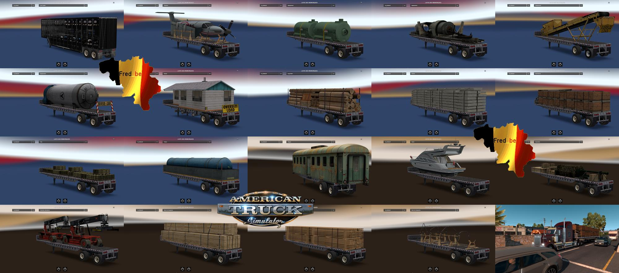 Trailer Pack Overweight v3.0