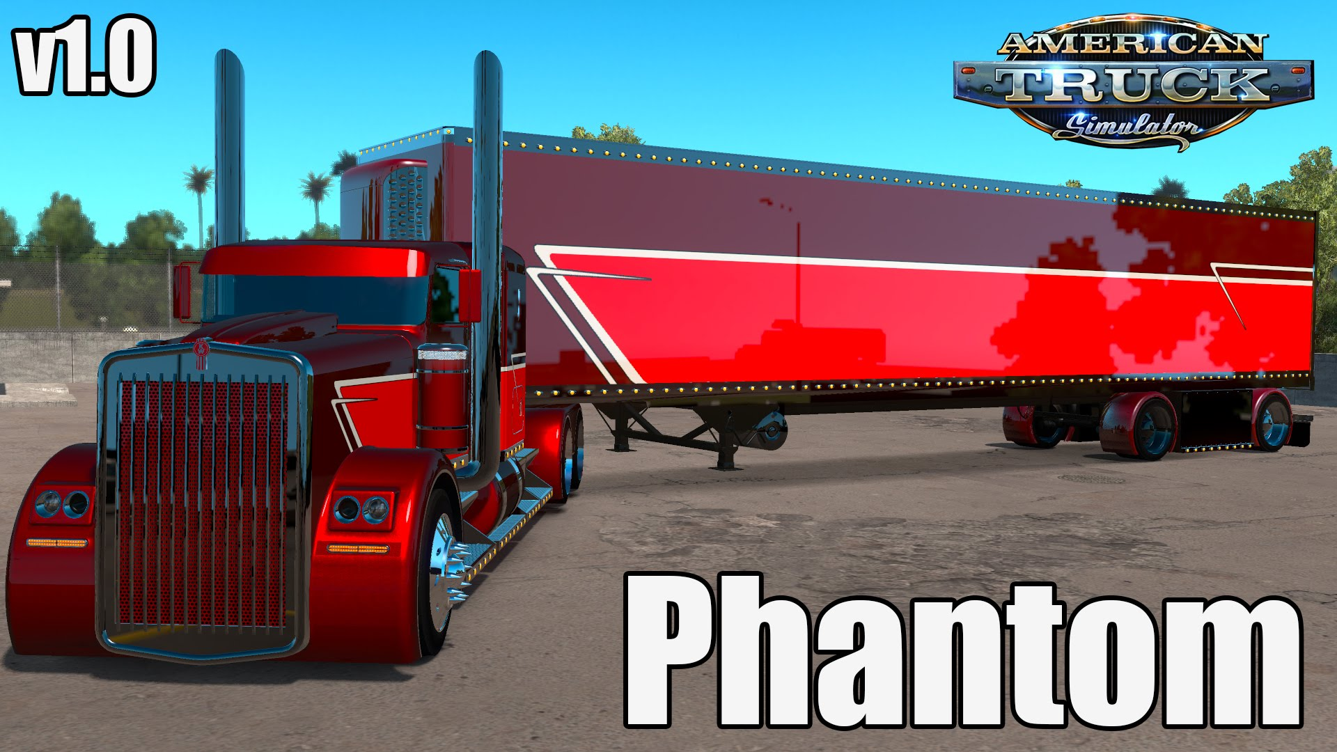 Phantom + Interior + Trailer v1.0 (v1.3.x)
