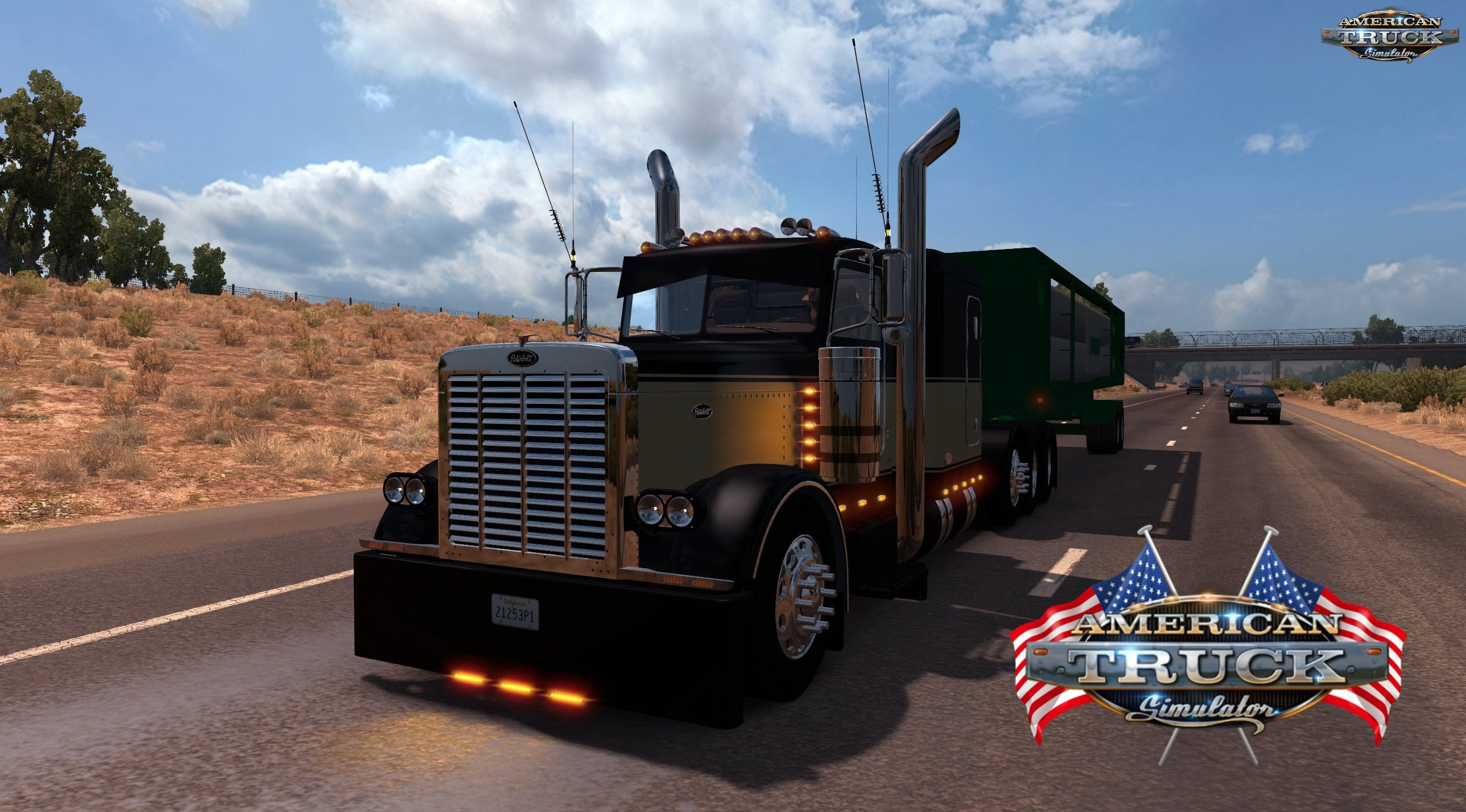 Peterbilt 389 + Interior v3.0 Edited by True Arts Modding (v1.3.x)