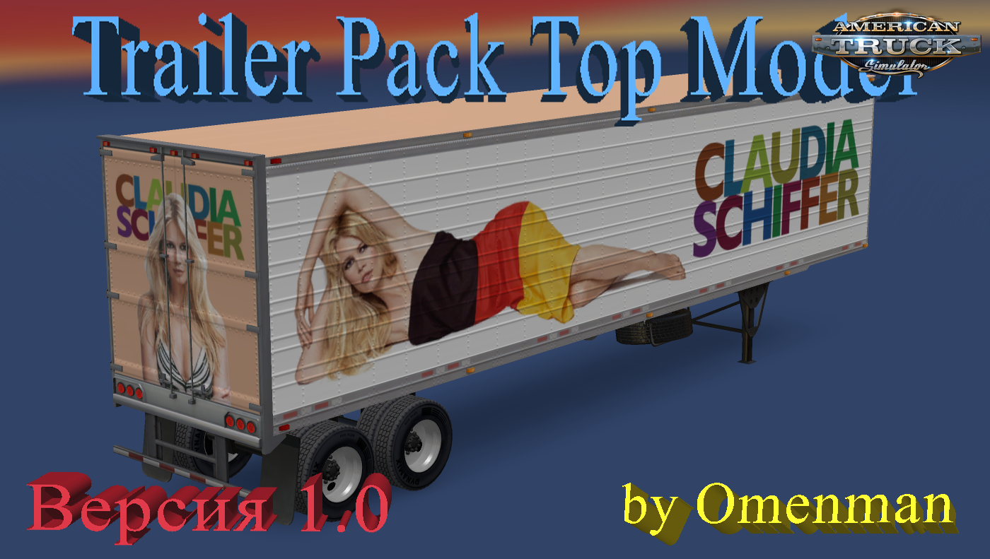 Trailer Pack Top Model v1.0 (v1.4.x)
